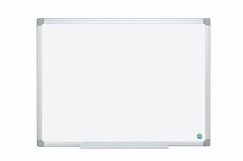 Bi-Office Earth-It Enamel Whiteboard 90x60cm