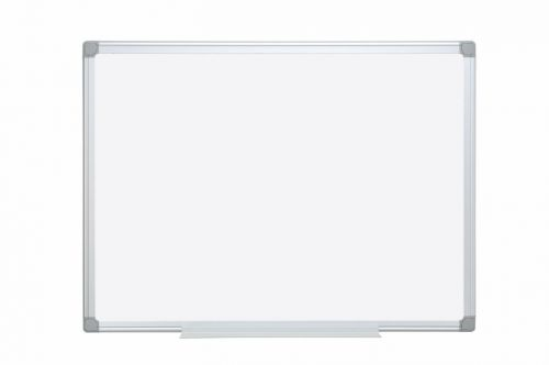 Bi-Office Earth Enamel Drywipe 180x120 Aluminium Frame