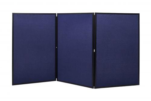 Bi-Office 3 Panel Showboard Exhibition System