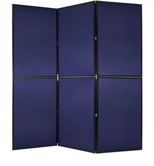 Bi-Office 6 Panel Showboard Exhibition System