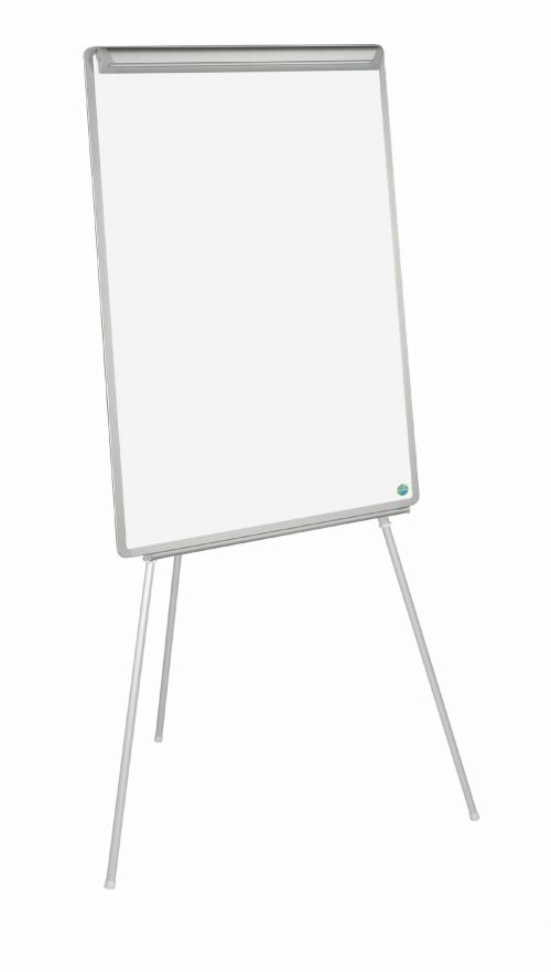Bi-Office Earth Flipchart Non Magnetic Drywipe Easel A1