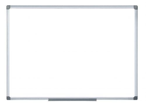 Bi-Office Maya Magnetic Dry Wipe Alu Framed WTbrd 60x45cm