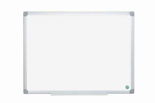 Bi-Office Earth-It Aluminium Frame Drywipe Whiteboard 1200x900mm MA0500790