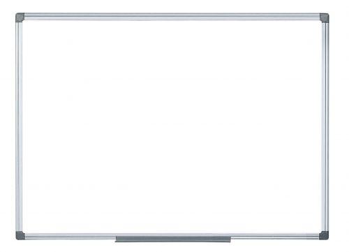 Bi-Office Maya mgnetic Dry Wipe Alu Frame WTbrd 240x120cm