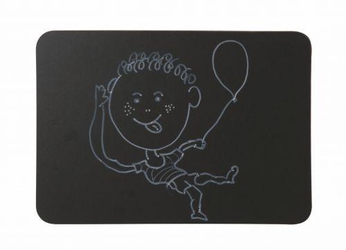 Bi-Office Junior And Early School Black Chalkboard A4