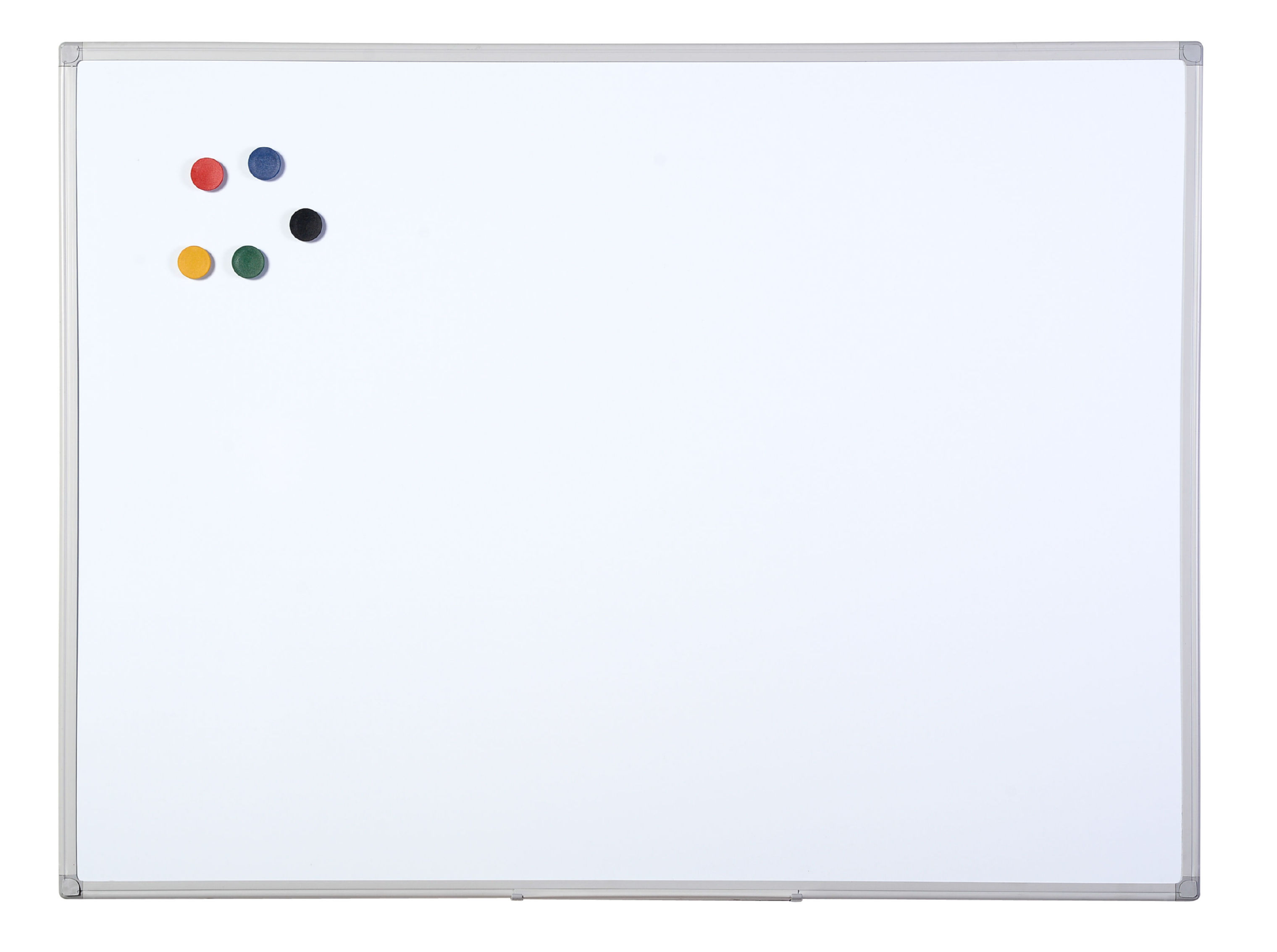 Bi-Office Aluminium Finish Drywipe Board 1200x900mm MB1412186