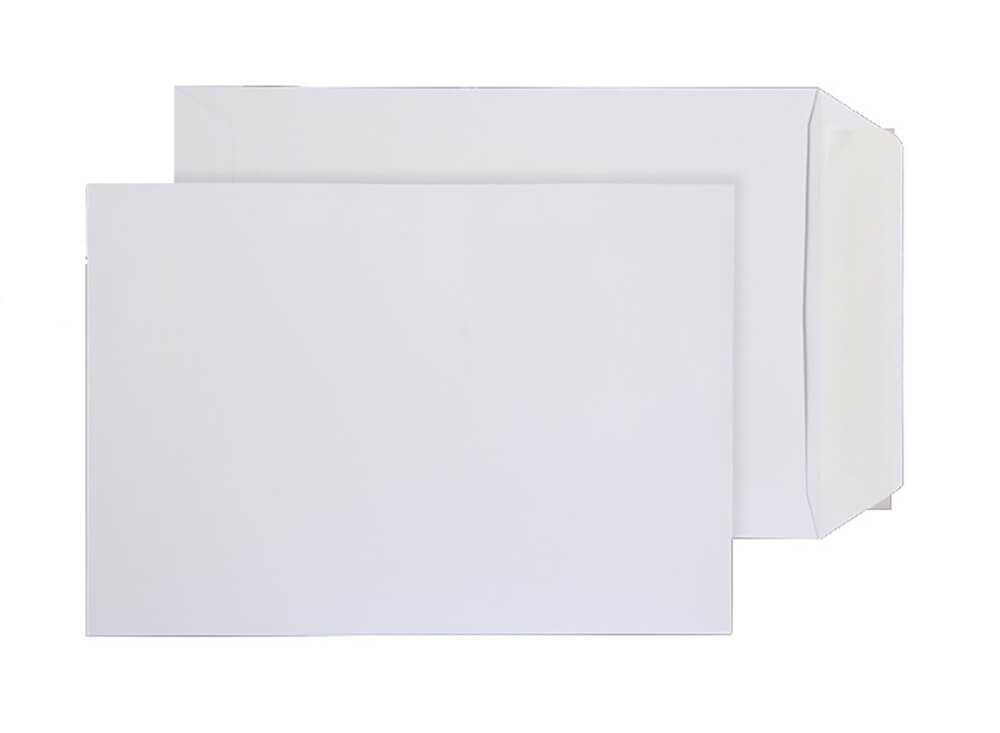 C5 Everyday White P&S Pocket C5 229x162 100gsm PK500