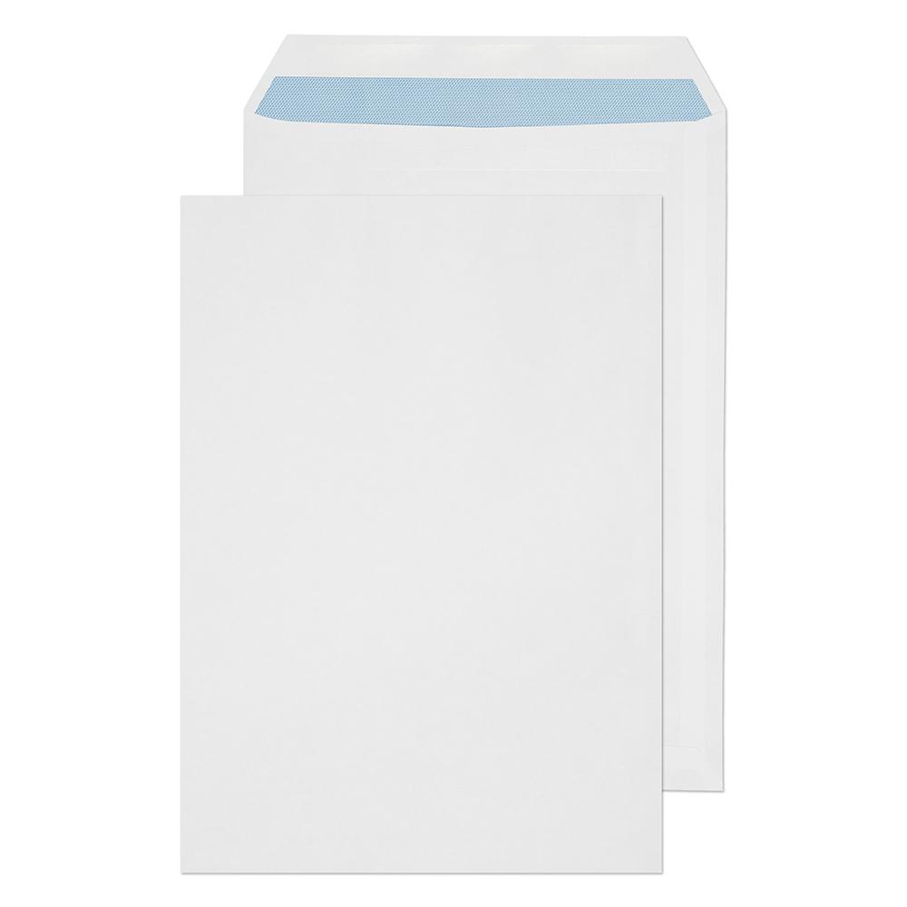 Pocket White Self Seal C4 90gsm PK25