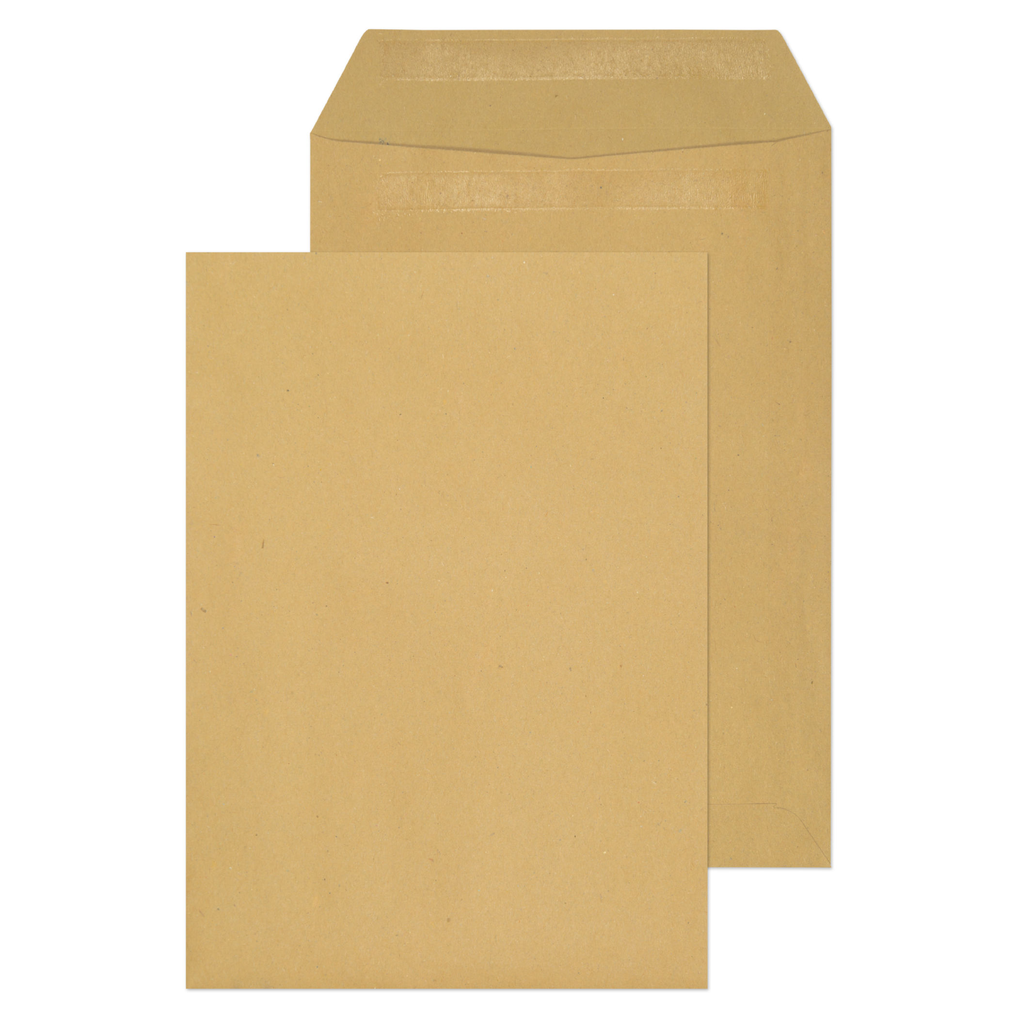 C5 Value Pocket S/S Plain C5 229x162mm 80gsm Manilla PK500