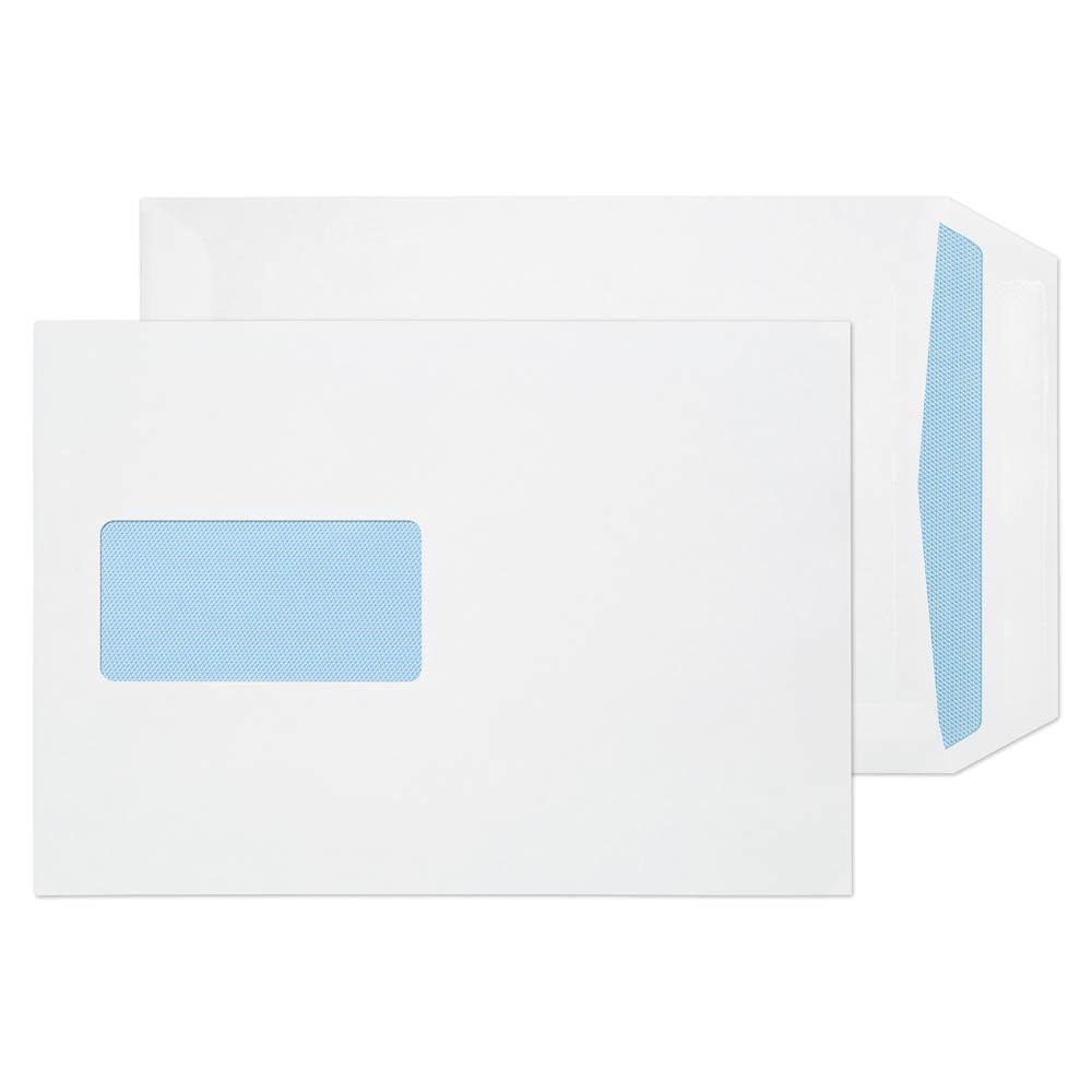 Blake C5 Window White Self Seal 100gsm PK500