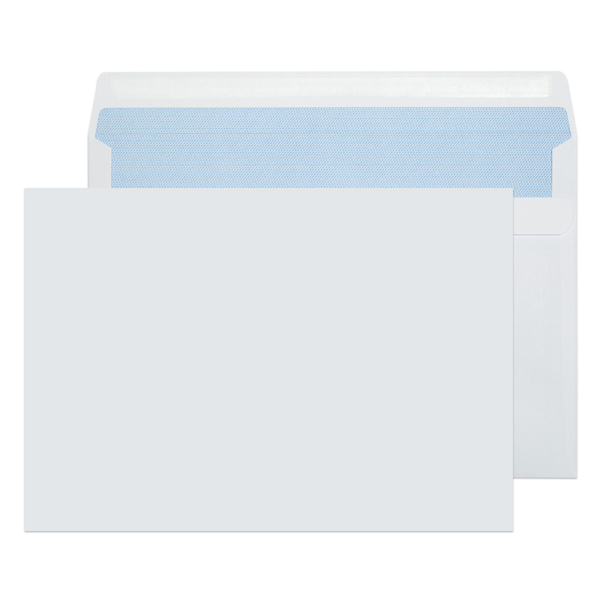 C5 Purely Everyday White Self Seal Wallet C5 90gsm PK500