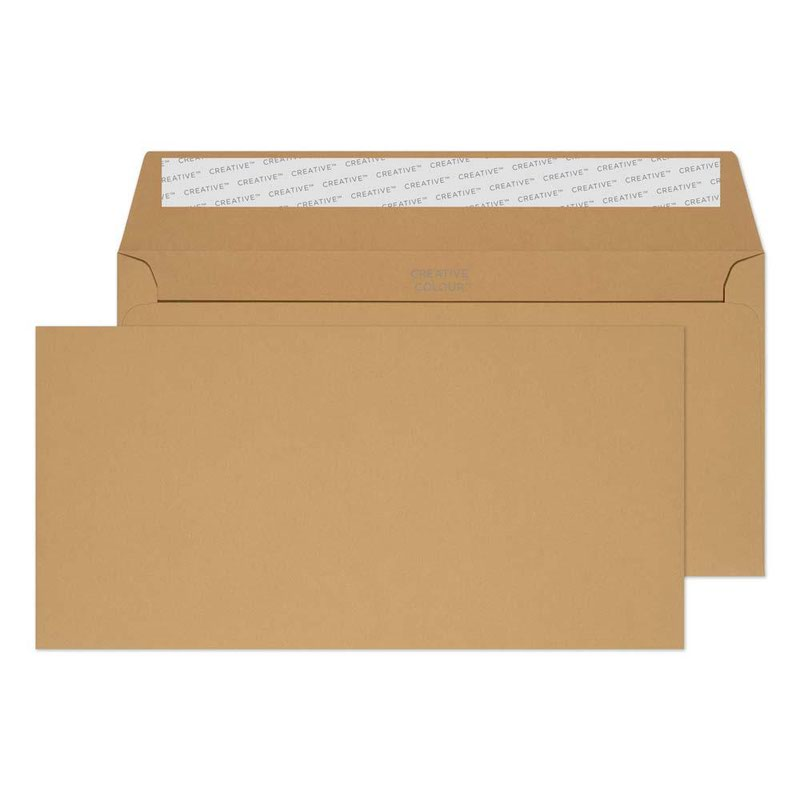 )Cre Wlt P&S BBei 120gsm 114x229mm Pk500