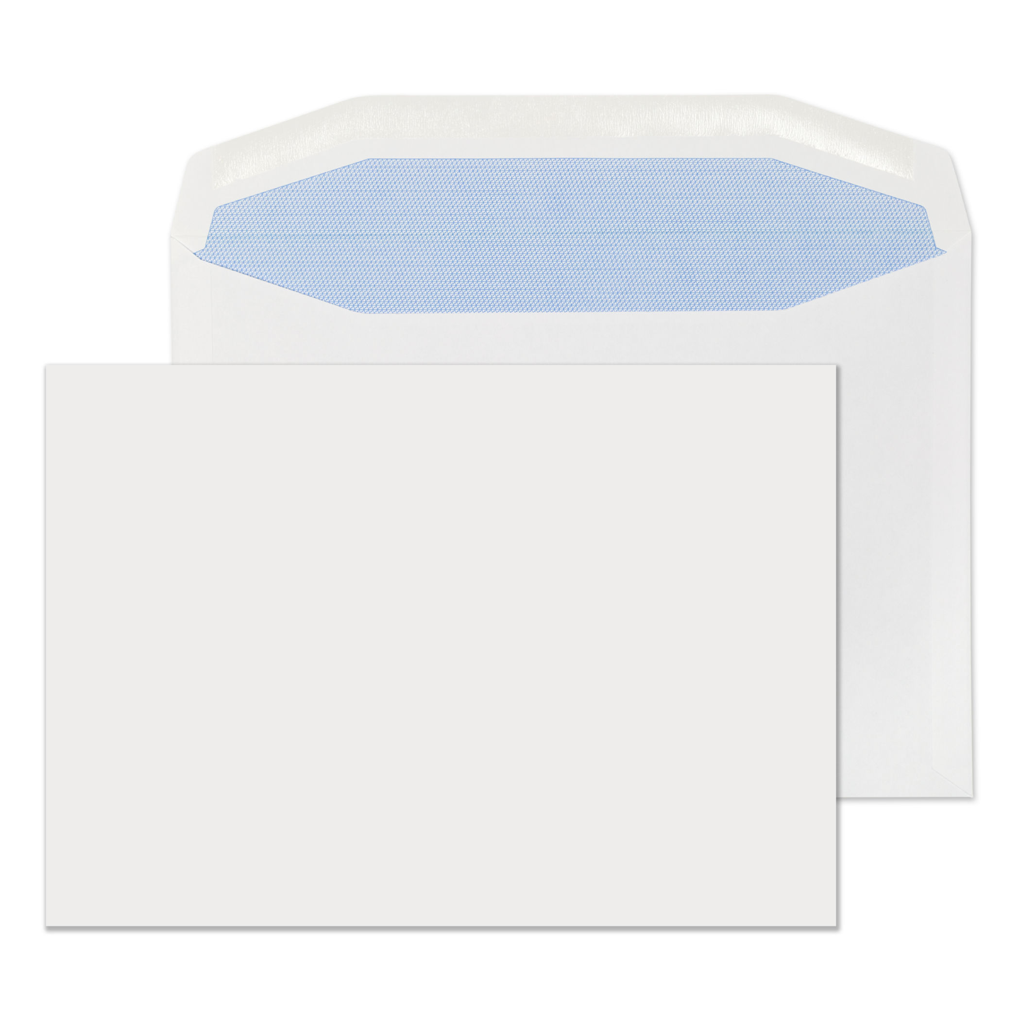 C5 Purely Everyday C5 90gsm Gummed Mailer Envelopes White PK500