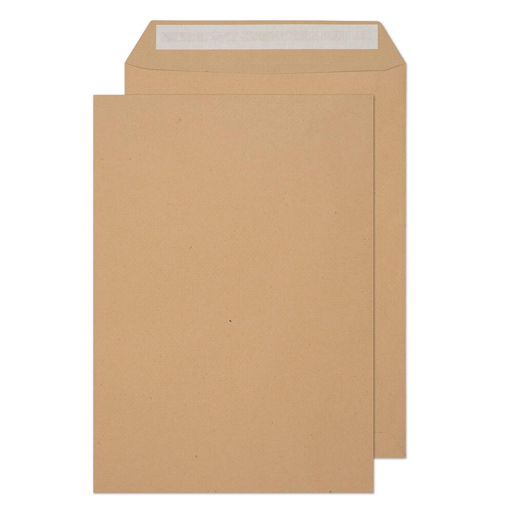 C4 Blake Purely Everyday Pocket Envelope C4 Peel and Seal Plain 115gsm Manilla (Pack 250)