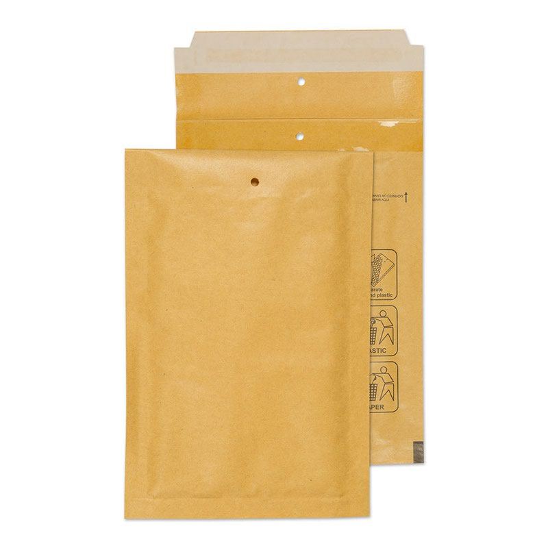 Blake Purely Packaging Gold Peel & Seal Padded Bubble Pocket 165x110mm 90g Pk200 Code A/000 GOLD