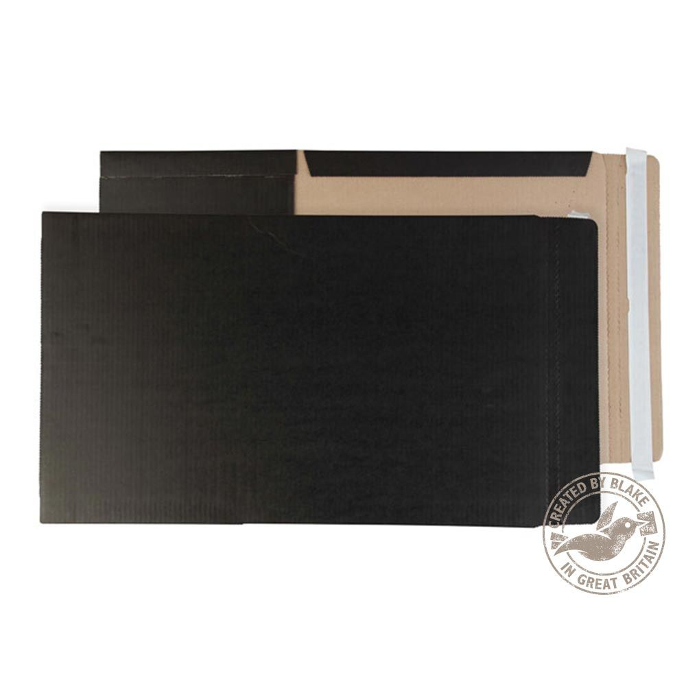 )Purely Blk BkWrps P&S 475x650x50mm Pk20