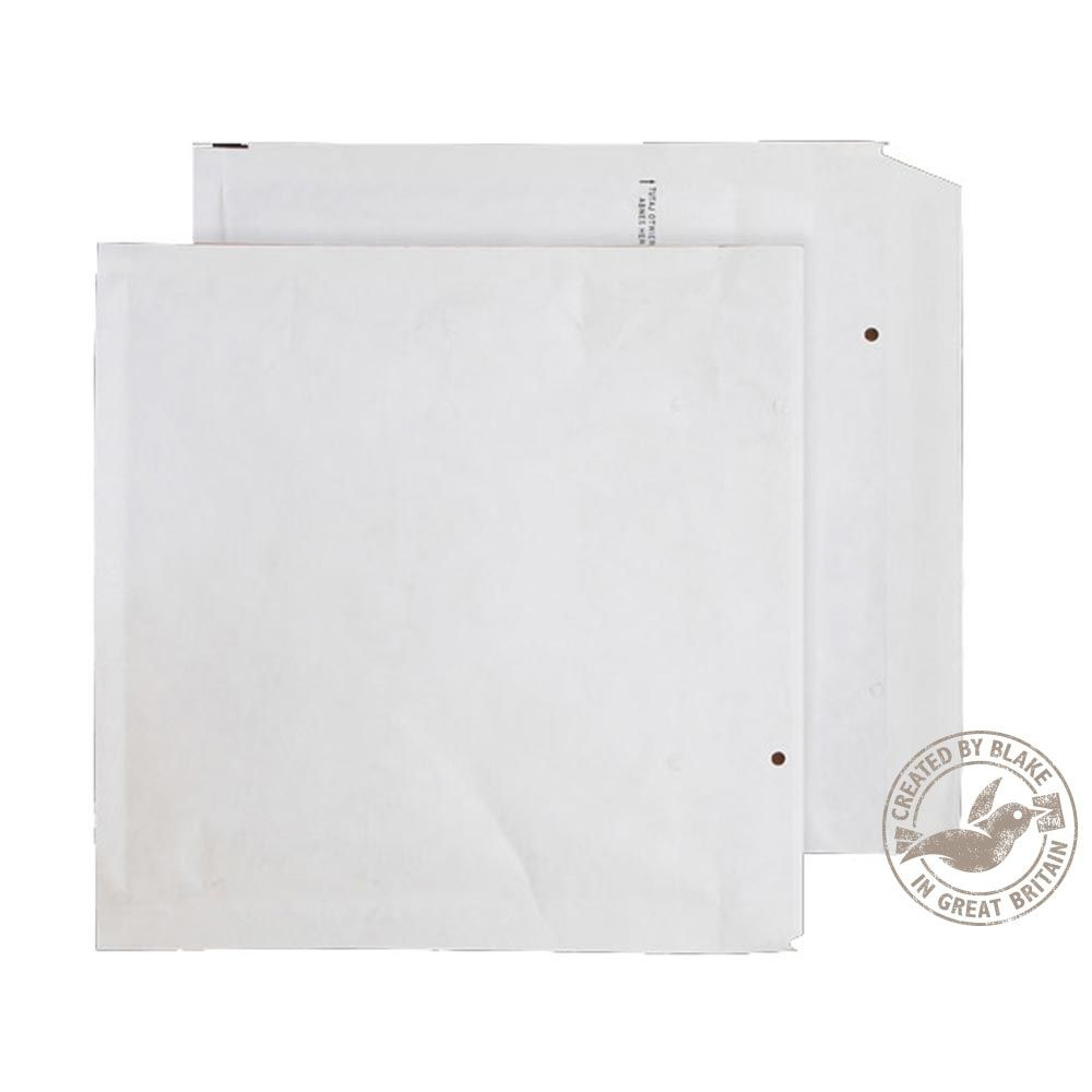 Blake Purely Packaging White Peel & Seal Padded Bubble Pocket 165x180mm 90gsm Pack 200 Code CD