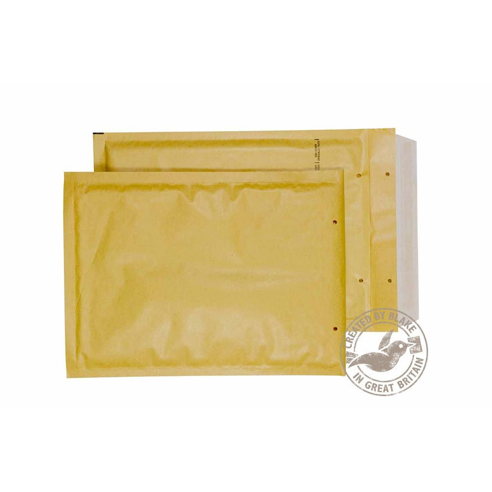 Blake Purely Packaging Gold Peel & Seal Padded Bubble Pocket 165x180mm 90g Pk200 Code CD GOLD