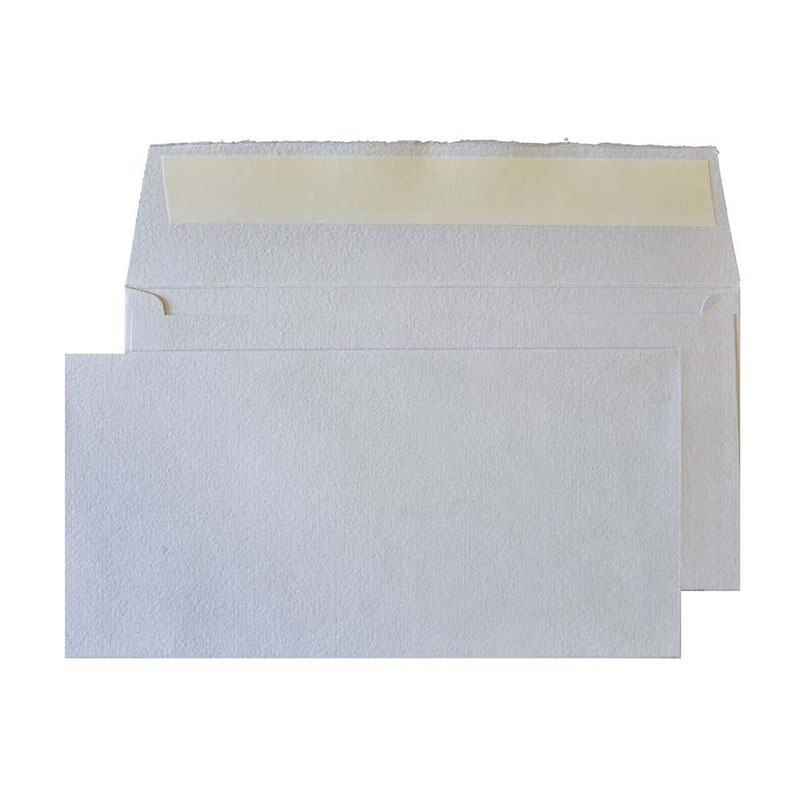 )Cre Wlt P&S SGry 180gsm DL 110x220mm 50