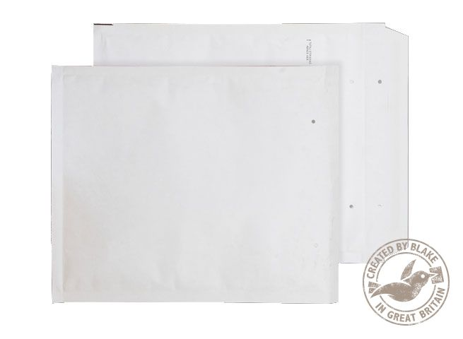 Blake Purely Packaging White Peel & Seal Padded Bubble 220x260mm 90gsm Pack 99 Code E/2 PR