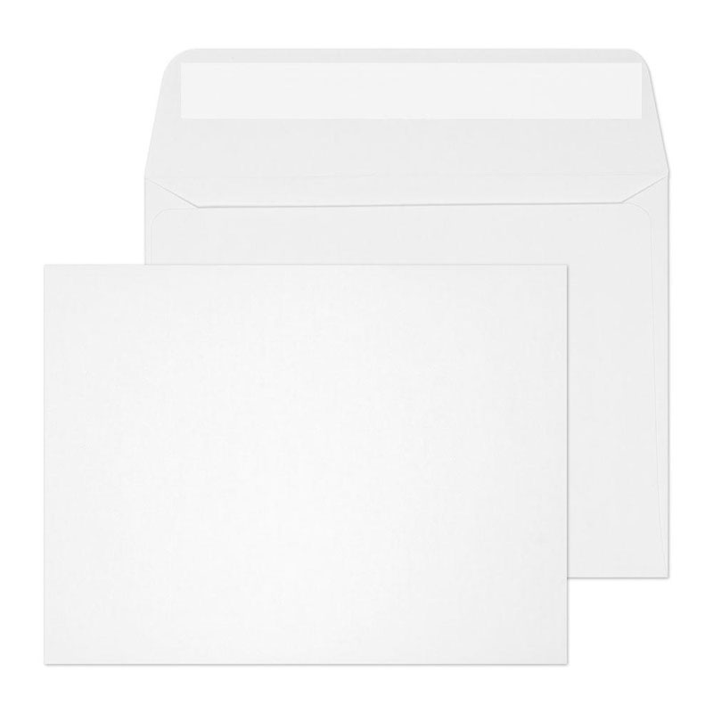 )Pure Wall P&S Wht 100gsm 94x124mm Pk500