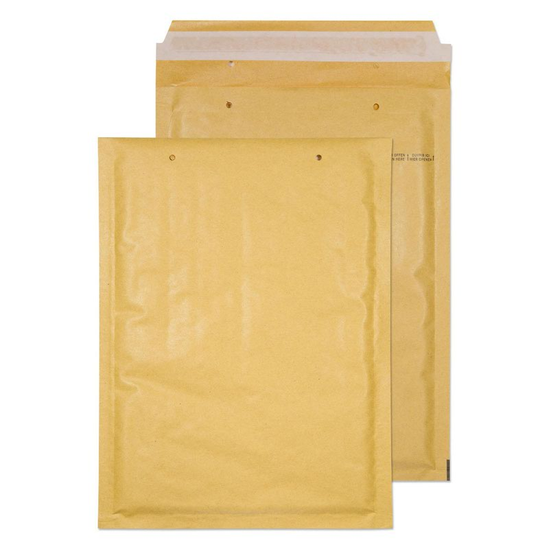 Blake Purely Packaging Gold Peel & Seal Padded Bubble Pocket 360x270mm 90g Pk100 Code H/5 GOLD