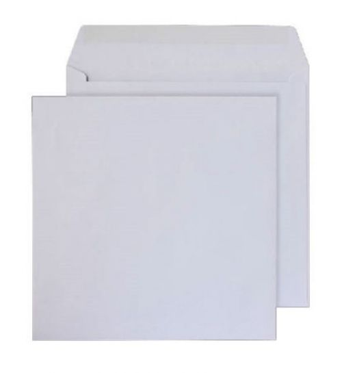 Blake Purely Everyday White Gummed Square Wallet 1 70X170mm 100Gm2 Pack 500 Code 0170Sq 3P