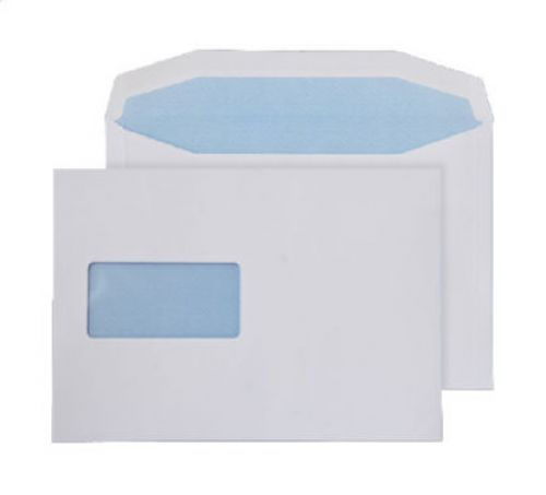 Purely Everyday Mailer Gummed Window White 90gsm C5 162x229mm Ref 017M [Pack 500] *10 Day Leadtime*