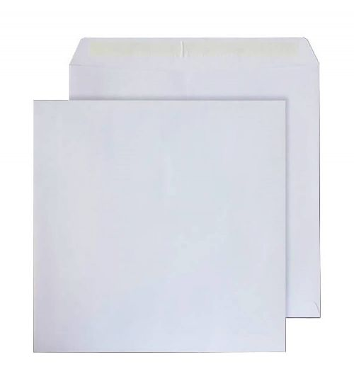 Blake Purely Everyday White Peel & Seal Square Wal let 330X330mm 120Gm2 Pack 250 Code 0330Ps 3P