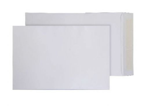 Purely Everyday White Peel and Seal Pocket 280x185mm Ref 1086 [Pack 250] *10 Day Leadtime*