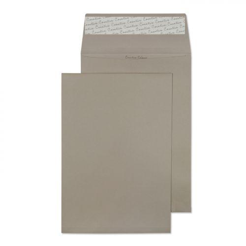 Blake Creative Colour Storm Grey Peel & Seal Gusse t Pocket 352X250X25mm 120G Pk125 Code 11250 3P