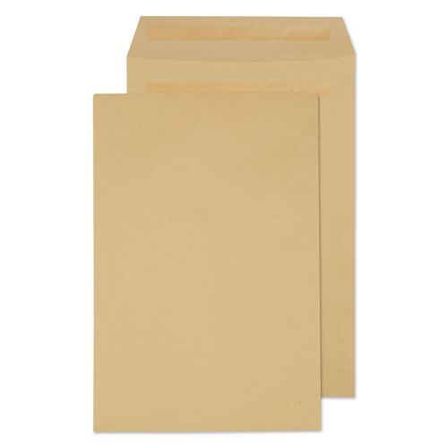 Value Pocket S/S Plain 381x254mm 90gsm Manilla PK250