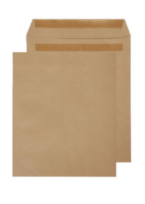 Purely Everyday Manilla Self Seal Pocket 305x250mm Ref 13887 [Pack 250] *10 Day Leadtime*