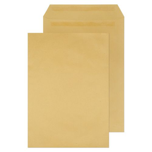 Value Pocket Recycled S/S 381x254mm 115gsm Manilla PK250