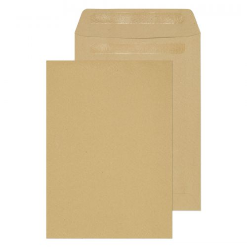 Purely Everyday Manilla Self Seal Pocket C5 229x162mm Ref 14899 [Pack 500] *10 Day Leadtime*