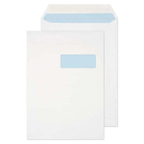 Purely Everyday Pocket Gum Right-Hand Wndw White 100gsm C4 Ref 15056RH Pk250 *10 Day Leadtime*