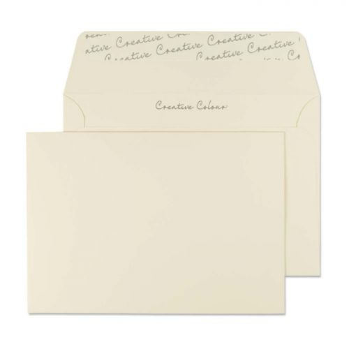 Creative Colour Clotted Cream P&S Wallet C6 114x162mm Ref 153 [Pack 500] *10 Day Leadtime*