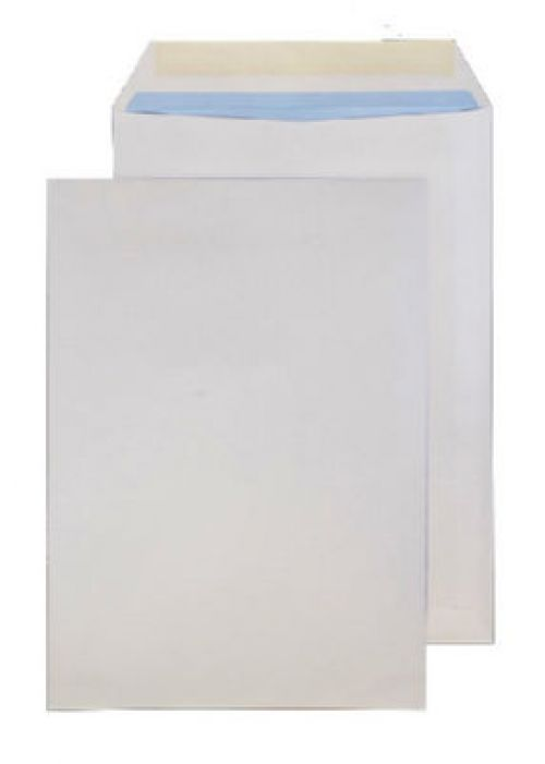 Purely Everyday White Gummed Pocket B4 352x250mm Ref 1784 [Pack 250] *10 Day Leadtime*