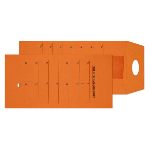 Blake Purely Everyday Orange Manilla Reseal Int.Mail Pocket 220X110 120G Pk1000 Code 18780Res 3P