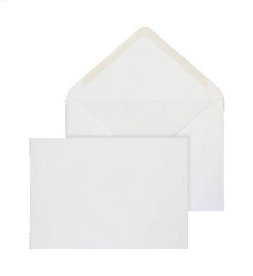 Purely Everyday Banker Invitation Gummed White 100gsm C5 162x229 Ref 2001 Pk 500 *10 Day Leadtime*