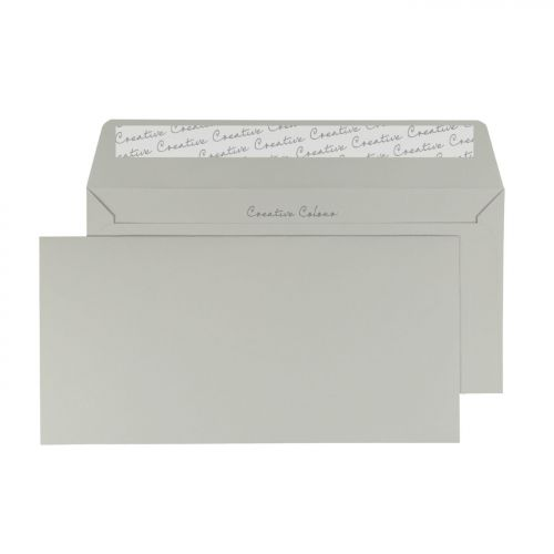 Blake Creative Colour French Grey Peel & Seal Wall et 114X229mm 120Gm2 Pack 500 Code 219 3P