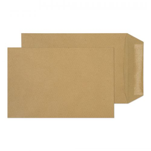 Purely Everyday Pocket Gummed Manilla 115gsm 190x127mm Ref 2220 [Pack 500] *10 Day Leadtime*