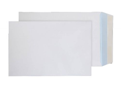 Purely Everyday Pocket Peel and Seal White 120gsm 381x254mm Ref 22286 [Pack 250] *10 Day Leadtime*
