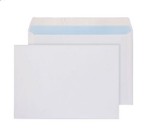 Blake Purely Everyday White Peel & Seal Wallet 162X229mm 100Gm2 Pack 500 Code 23707 3P