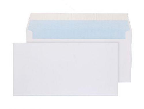Blake Purely Everyday White Peel & Seal Wallet 110 X220mm 100Gm2 Pack 500 Code 23882/50 Pr 3P