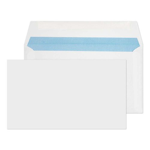 Blake Purely Everyday White Gummed Wallet 89x152mm 80gsm Pack 1000 Code 2550/50 PR