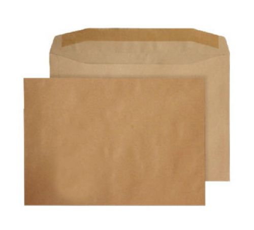 Purely Everyday Mailer Gummed Manilla 100gsm C4 229x324mm Ref 2709 [Pack 250] *10 Day Leadtime*