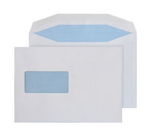 Blake Purely Everyday White Window Gummed Mailer 155X220mm 90Gm2 Pack 500 Code 2801 3P