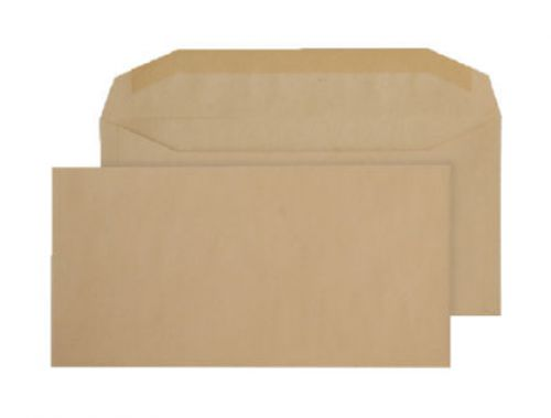 Purely Everyday Wallet Gummed Manilla 80gsm DL+ 114x235mm Ref 2903 [Pack 1000] *10 Day Leadtime*