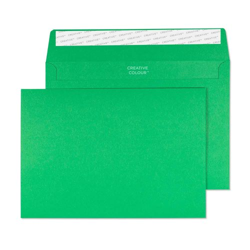Design Vibrant Wallet P/S C5 120gsm Avocado Green (PK500)